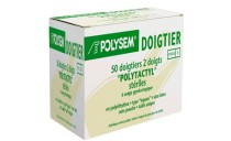 Doigtier 2 Doigts STERILE POLYTACTYL